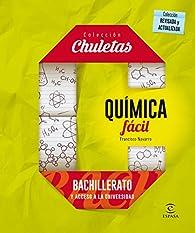 Química fácil para Bachillerato - 9788467044515 par Francisco Navarro