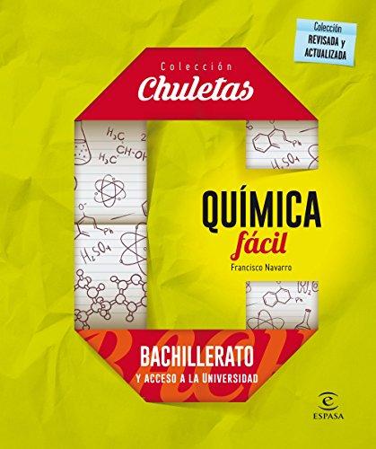 QUIMICA FACIL PARA BACHILLERATO