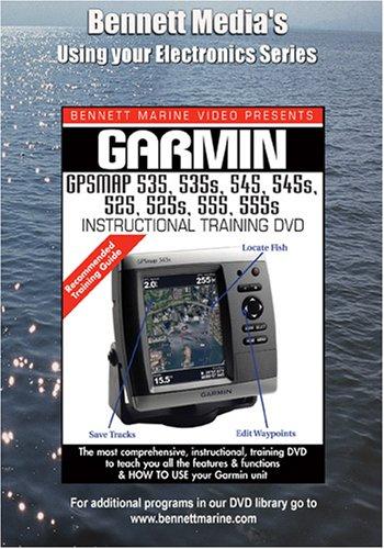 Preisvergleich Produktbild GARMIN GPSMAP 535,  535s (U.S. Inland),  545,  545s (U.S. Offshore),  525,  525s,  555,  555s (World W)