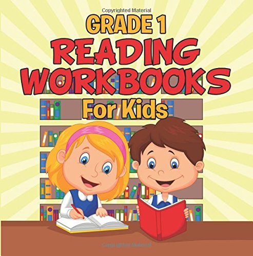 Grade 1 Reading Workbooks: For Kids (Reading Books)