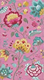 Pip Studio Floral Fantasy Duschtuch Pink 70x140