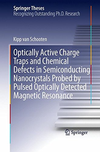 Amazon e-Books Collections Optically Active Charge Traps and Chemical Defects in Semiconducting Nanocrystals Probed by Pulsed Optically Detected Magnetic Resonance (Springer Theses)