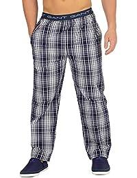 Gant Pajama Pants Check Woven, Pantalones de Pijama para Hombre