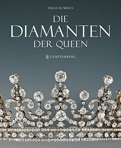 Die Diamanten der Queen Antiquitäten Juwel