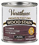 #5: Rust-Oleum 262025 Varathane Premium Fast Dry Furniture Wood Stain (Dark Walnut Color - 236 ML)
