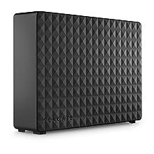Seagate Expansion Desktop 6 TB External Hard Drive HDD – USB 3.0 for PC Laptop (STEB6000403)
