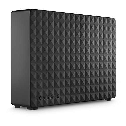 Seagate Expansion Desktop 6 TB externe Desktop Festplatte (8,89 cm (3,5 Zoll)) - Auf Amazon Prime Streaming