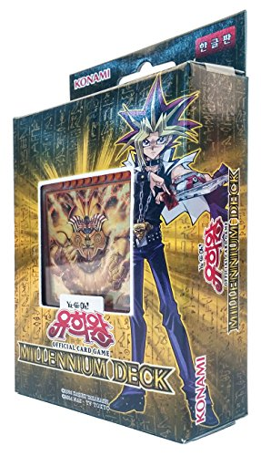 Yu-Gi-Oh! Konami Yugioh Karten Structure Deck OCG 40 Karten MILLENNIUM DECK Koreanisch Ver - Yu-gi-oh-karte Dark Magician