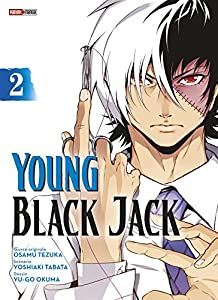 Young Black Jack Edition simple Tome 2