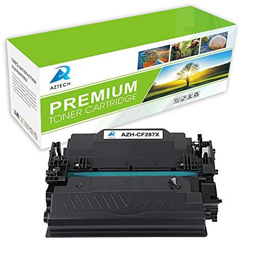 Preisvergleich Produktbild Aztech 1 Pack ersetzt CF287X 87X Tonerkartuschen 18000 Seiten für HP LaserJet M506 M506n M506x M506dn,HP LaserJet MFP M527 M527dn M527z M527f, HP LaserJet Pro M501n M501dn,ersetzt cf287a 87a cf287x hp 87x