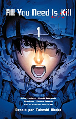 Couverture du livre All you need is Kill Chapitre 1