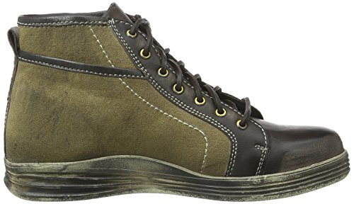 Stockerpoint Herren Schuh 1295 High-Top Braun (braun vintage)