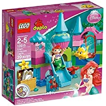 LEGO Duplo Princesas - El Castillo Submarino de Ariel (10515)