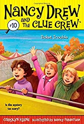 Ticket Trouble (Nancy Drew and the Clue Crew)