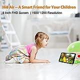CHUWI Tablet PC Tablets per Bambini Hi8 Air 8 pollici Android 5.1 Windows 10 OS (Intel X5-Cherry Trail Z8350) Quad Core/Maximum Fino a 1.92GHz 1920x1200 IPS 2GB RAM 32GB ROM WIFI Bluetooth -- Nero by CHUWI