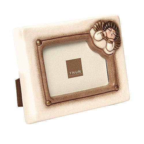 Thun angelo portafoto, ceramica, variopinto, 20.6 x 15.8 centimeters