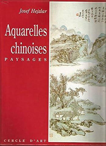Aquarelles Chinoises,
