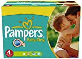 Couches Pampers - Taille 2 new baby premium protection - 403 couches bébé
