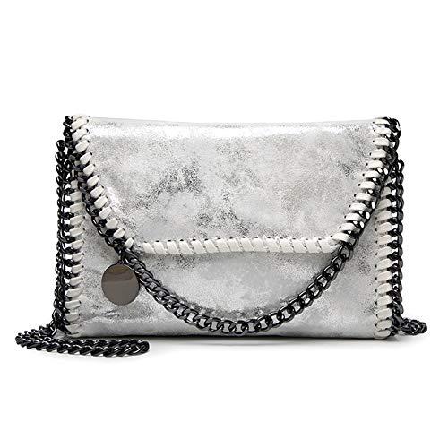 Valleycomfy bolso mujer elegante bolso hombro correa
