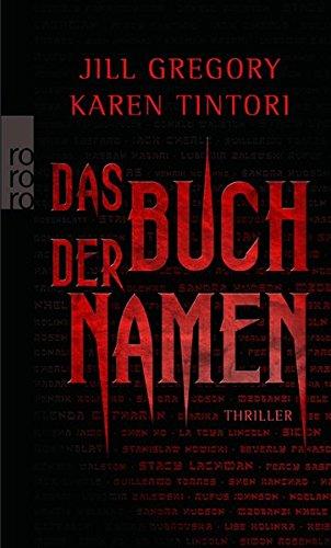 Das Buch der Namen (Der Name Buch)