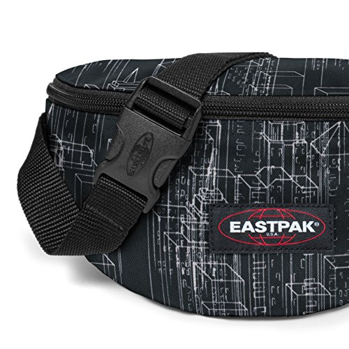 Eastpak Gürteltasche Springer, black, 2 liters, EK074008 Black Blocks