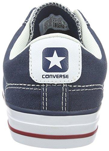 Converse Star Player, Scarpe da Basket Unisex – Adulto Blu