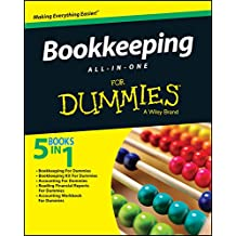 Bookkeeping All-In-One For Dummies (English Edition)