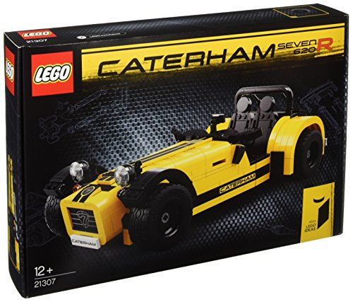Lego 21307–Ideas Caterham Seven 620R 7360542497618