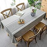 MODKOY Nappe 50x80cm Polyester, Anti Tache, Anti Tache Tissu, Salle à Manger/Jardin/Extérieur Intérieur Usage