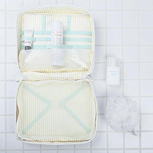 GBT Waschbeutel Kosmetiktasche White