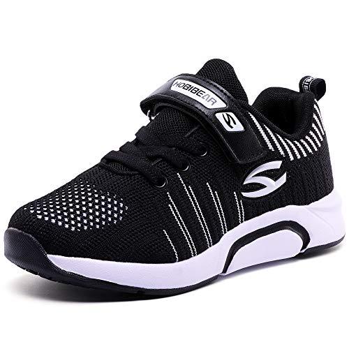 quality design 6de82 0a3c6 XIAO LONG Basket Enfants Garçon Fille Chaussures de Sport Chaussures de  Course Running Compétition Entraînement Chaussures