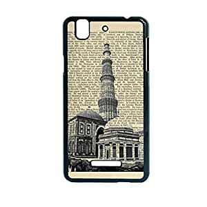 PaperQutub Case for Micromax Yureka