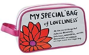 Make Up Wash Bag My Special Bag of Loveliness
