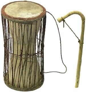 Brown//Black Meinl Medium Talking Drum