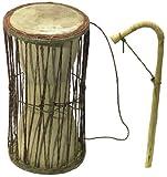 Kamballa Talking Drum Djembé 30 cm