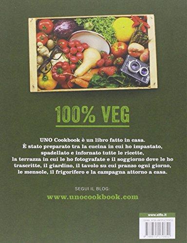 Zoom IMG-1 uno cookbook ricette 100 veg
