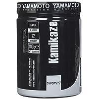 Yamamoto Nutrition Kamikaze integratore alimentare pre workout con tecnologia CNOP-1-400 g gusto Arancia