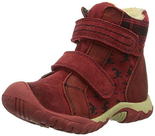 Felix Jungen Lauflernschuhe, Stiefel, rot, 460716-4 Rouge - Rot (rot)