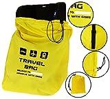 Kindersitz Transporttasche Reisetasche Rucksack perfekt am Flughafen beim Einchecken Tragetasche Transportrucksack für Kinderautositze [085]