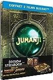 Jumanji : Bienvenue dans la jungle [SteelBook - Blu-ray + Jeu de...