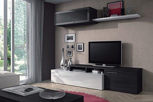 Habitdesign 016667G - Mueble de salón comedor...