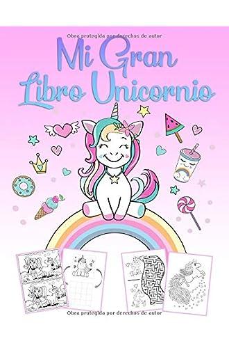 Descargar Mi Gran Libro Unicornio Un Maravilloso Libro De