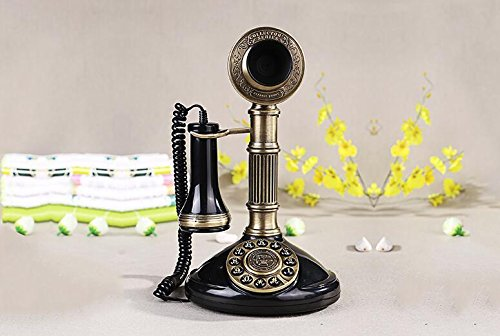 Dono 1897 colonne romane di antiquariato Europeo Vintage Telefono Radio Creative , 1897 Colonna (High End Telefoni Cordless)
