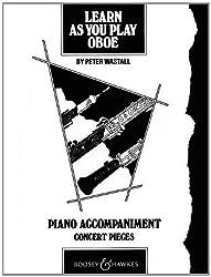 Learn as You Play Oboe: Piano Accompaniment