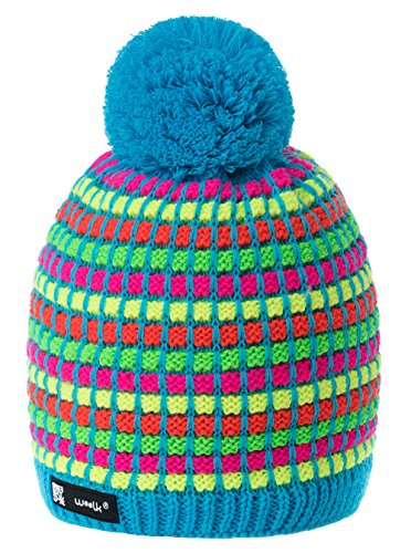 MFAZ Morefaz Ltd Donne Uomo Invernale Berretto Winter Beanie Multicolore Cappello  Fodera in Pile Hat Sci Snowboard 204372d460d7