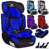 Kidiz Autokindersitz Kinderautositz  Gruppe 1+2+3  9-36 kg  Autositz  Kindersitz | Stabil und Sicher...