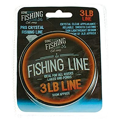 Boyz Toys Gone Fishing Lightweight Line by Gone Fishing