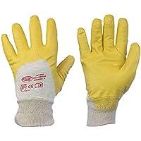 Nitril YELLOW Nitril-Handschuhe (12er Pack) 8,Gelb