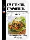 VITAMINES, LIPOSOLUBLES (NUTRITI...