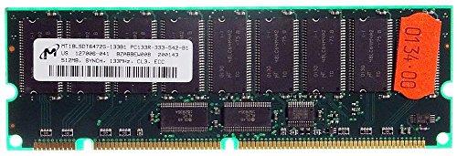 Micron 512MB SDRAM Server-Speicher 168-pin ECC ID8275 -